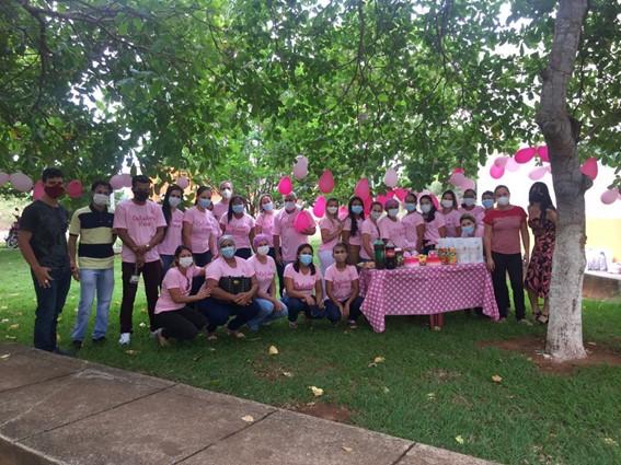 Barrolândia promove Dia 'D' da Saúde da Mulher