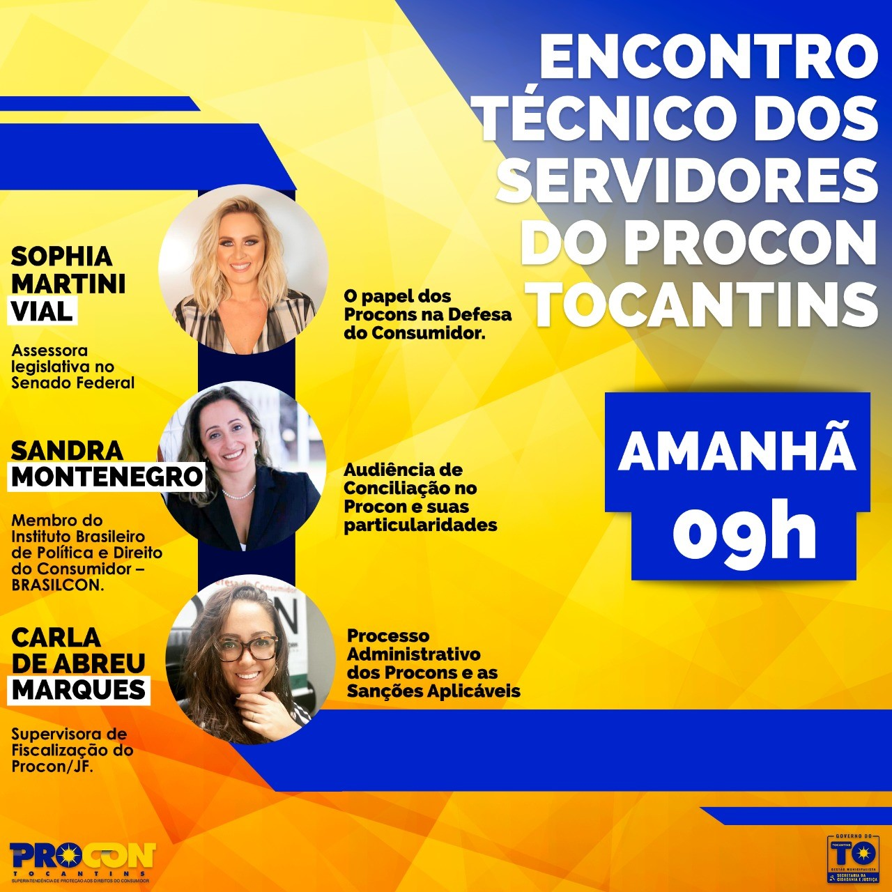 Procon Tocantins realiza 1º Encontro Técnico para servidores