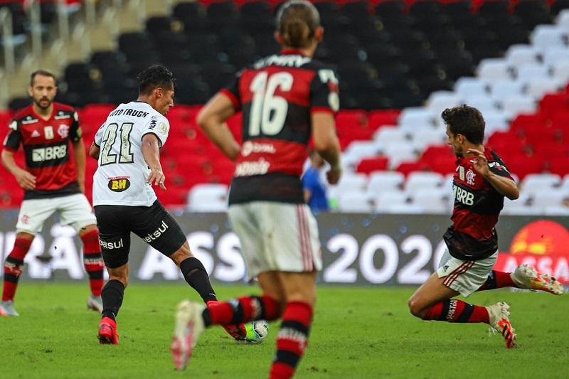 Vitória atrás de vitória; Flamengo se torna favorito no Brasileirão?
