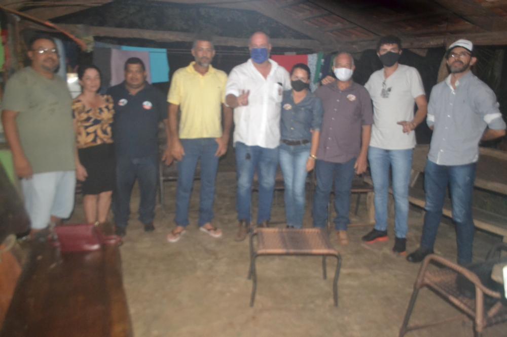 Flavão realiza reunião com famílias do assentamento Consolação em Divinópolis