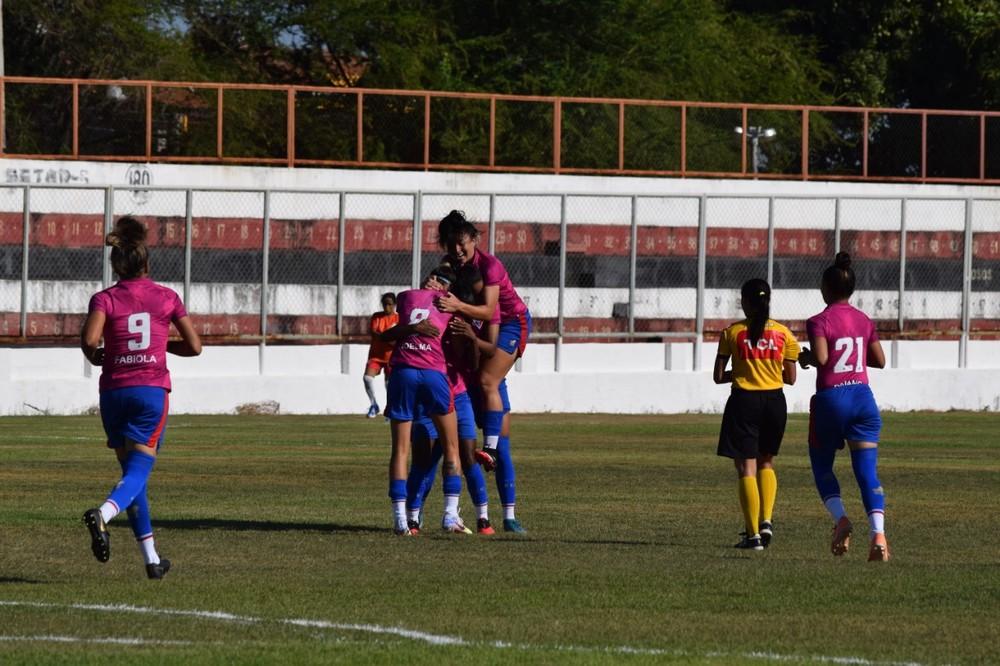 Fortaleza goleia São Valério-TO por 8×0 na estreia da Série A2 do Brasileirão Feminino