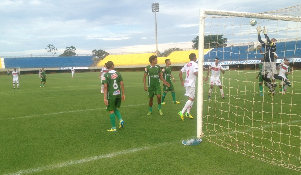 Confira todos os jogos da Segunda Divisão Tocantinense