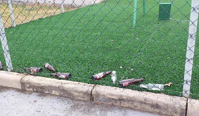 Moradores reclamam de vandalismo e depredação em espaço público de Paraíso do Tocantins