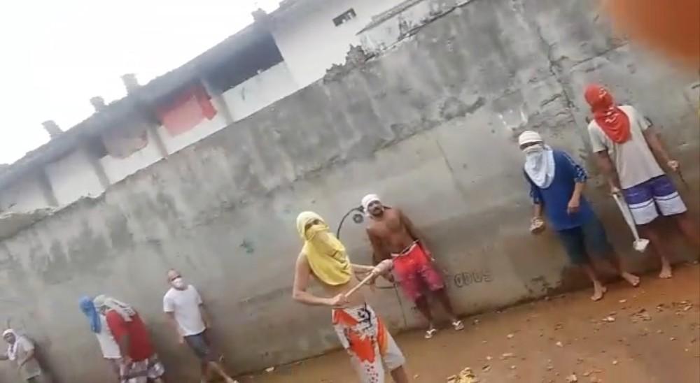 Detentos entram em confronto dentro de presídio em Cariri do Tocantins