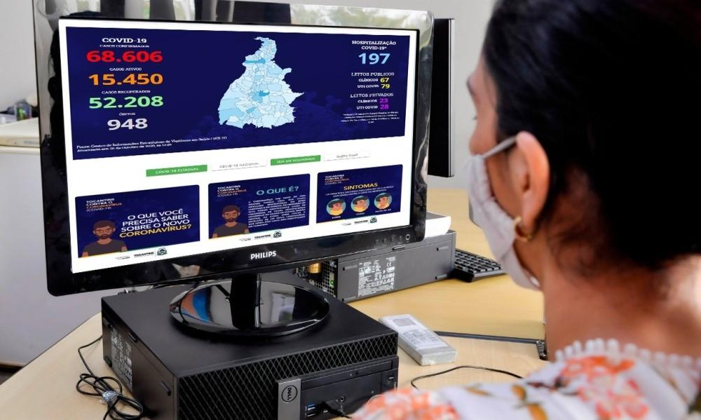 Tocantins está entre os 10 estados com melhor oferta de serviços digitais