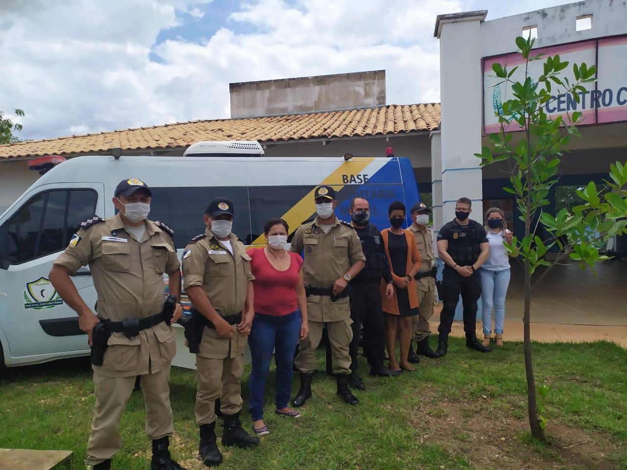 CPP de Palmas recebe doação da Polícia Comunitária de mais de mil livros para projeto de remição de pena pela leitura