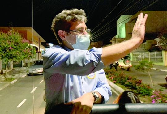 Com 92% dos votos, Dr. Cássio é reeleito prefeito de Porto Feliz (SP), cidade referência no combate à pandemia