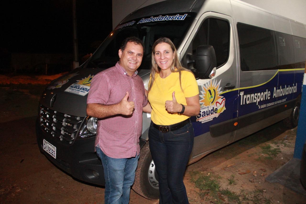 Dulce Miranda destina R$ 726 mil para construção de UBS em Muricilândia
