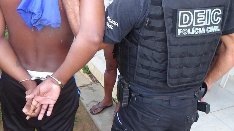 Mandado de prisão preventiva da operação Rosetta é cumprido em abordagem da Polícia Militar da Bahia