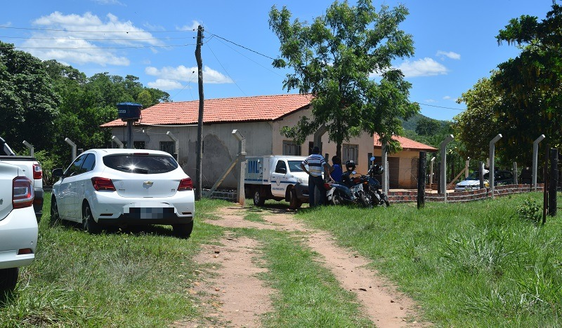 Casal é barbaramente assassinado em Paraíso do Tocantins