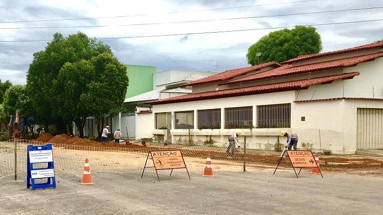 Confira cronograma das obras de saneamento da BRK Ambiental, em Gurupi