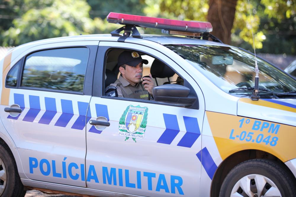 Homem suspeito de estupro e roubo é preso pela Polícia Militar em Palmas