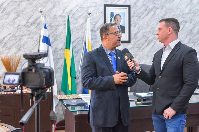 Resultados econômicos positivos do Governo do Tocantins são destacados por secretário Tom Lyra