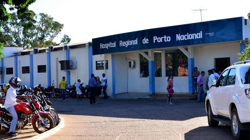 Polícia Civil indicia suspeitos de executarem paciente no Hospital Regional de Porto Nacional