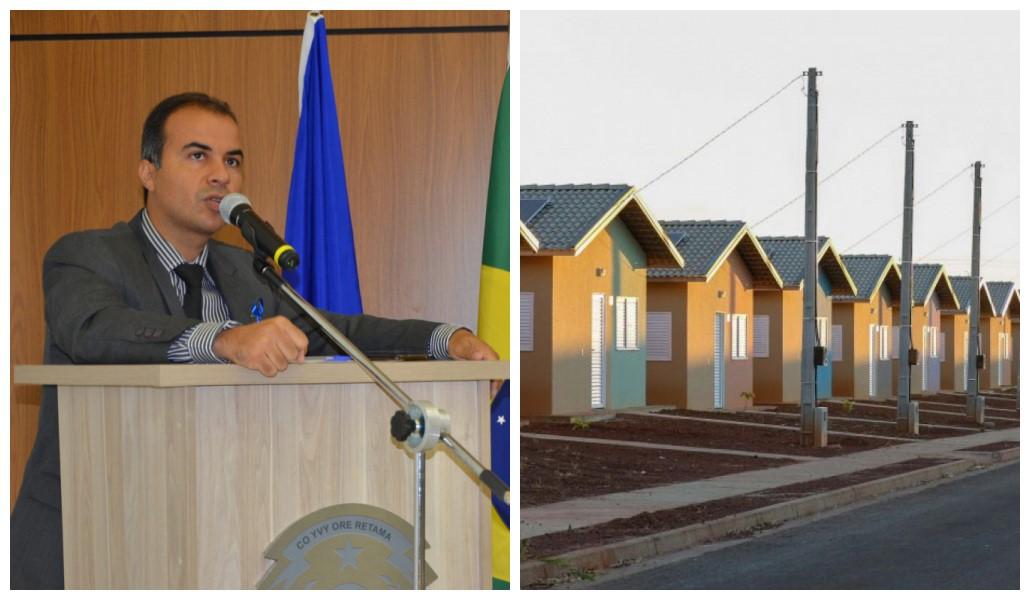 Requerimentos de Filipe Martins propõem construção de escola, centro de saúde, feira coberta e transporte coletivo para o Jardim Vitória