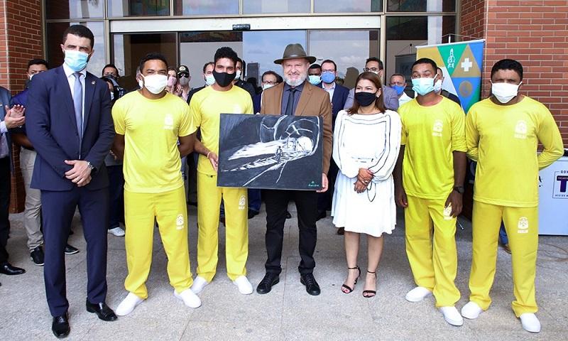 Governador Carlesse lança programa Reeduca Tocantins e garante ressocialização de custodiados do sistema prisional
