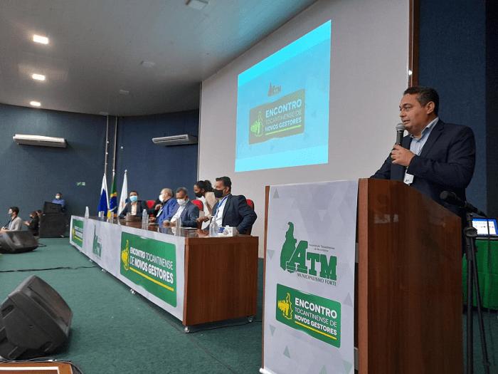 ATM reúne prefeitos em encontro com presença de autoridades para reforçar   Municipalismo e procedimentos de início de gestão
