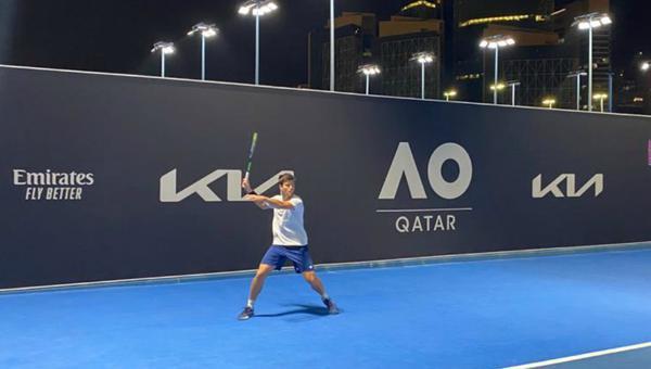 João Menezes busca segunda vitória no quali do Australian Open nesta terça-feira (12)