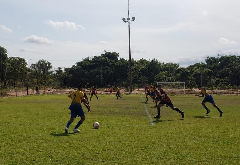 São Paulinho e Palmas decidem título no Tocantinense Sub-17