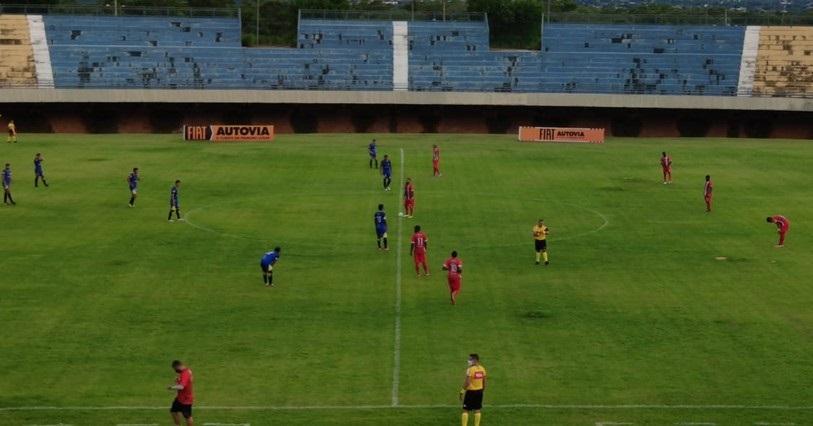 Palmas vence o Real Noroeste e avança às oitavas da Copa Verde