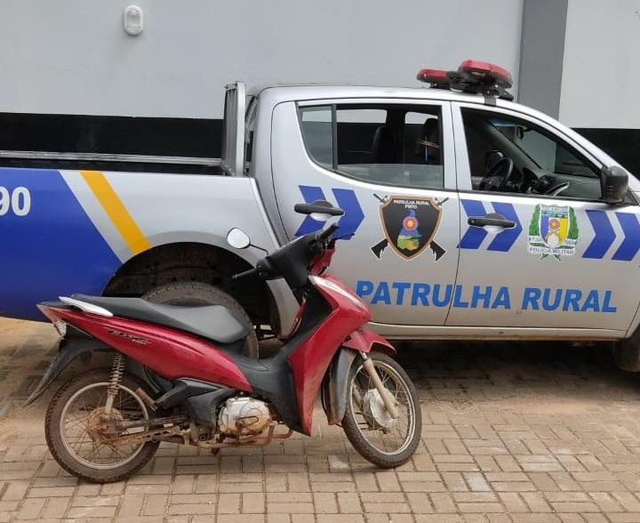 Homem é preso por receptação durante estágio dos Policiais do Curso de Policiamento Ostensivo Rural em Araguaína