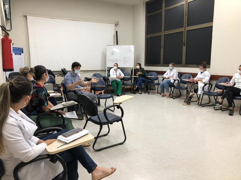 Hospital Geral de Palmas oferta terapia em grupo para líderes durante pandemia