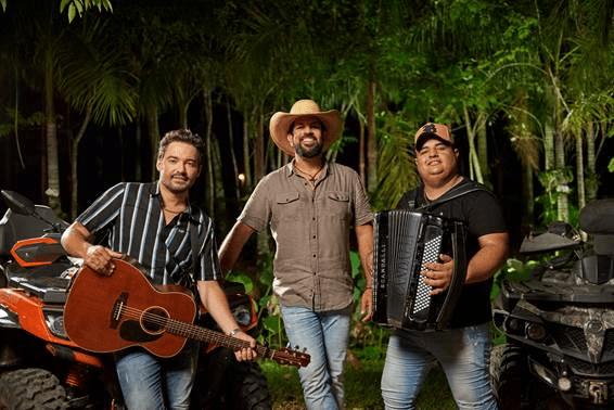 Fernando e Sorocaba e Tarcísio do Acordeon se unem em novo single