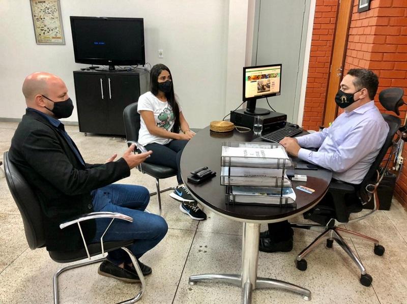 Gestores do Turismo da Adetuc e de Mateiros alinham ações para o Jalapão
