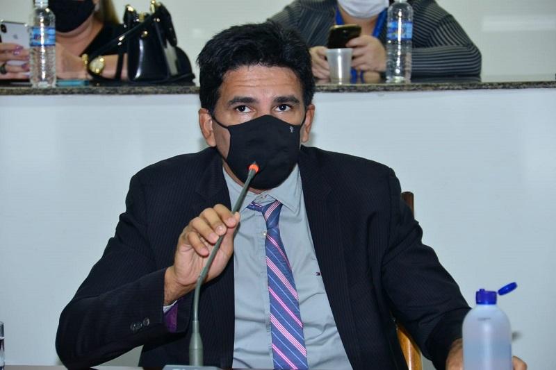 Prof. Júnior Geo solicita prorrogação da concessão de linhas de crédito e do prazo para pagamento de impostos estaduais