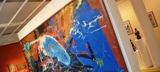 Inscrições para editais de artes visuais do Sesc Tocantins encerram em breve
