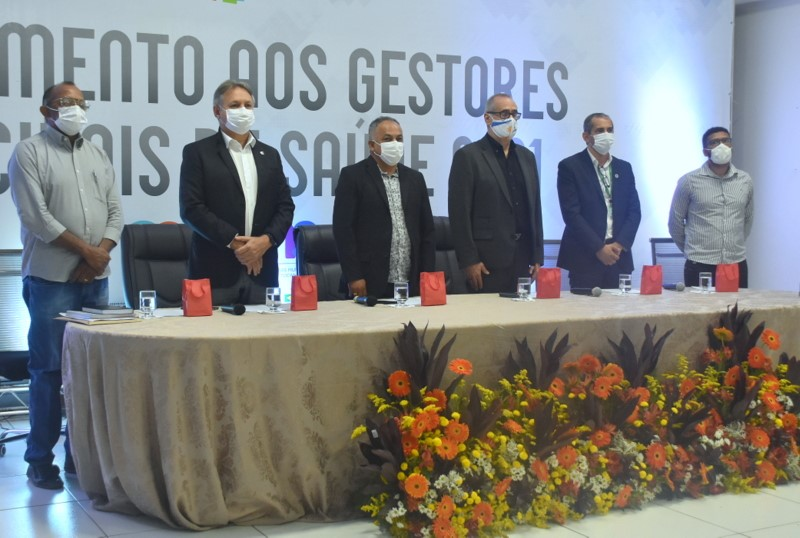 """Cosemes realiza """"Acolhe SUS"""" 2021 de forma semipresencial"""