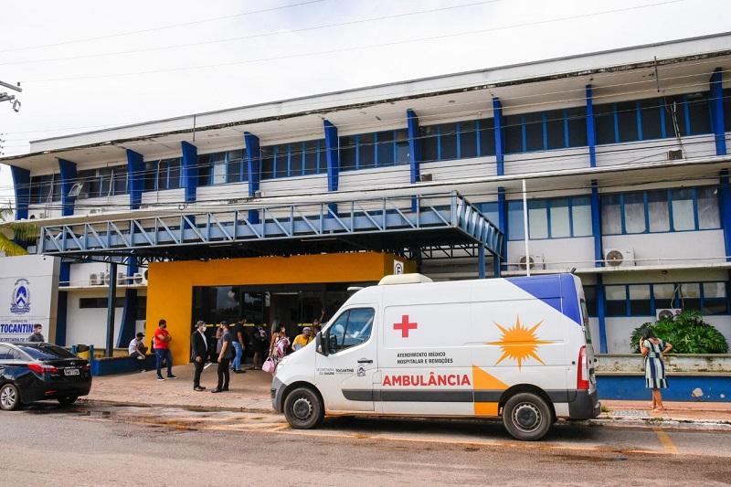 Representante do MPTO cobra construção de nova sede definitiva para o Hospital e Maternidade Dona Regina em reunião do Cemas