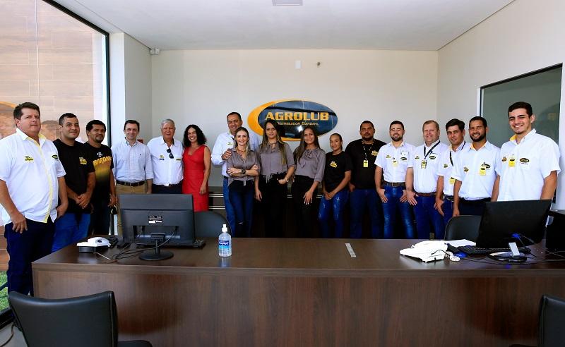 Promax Bardahl prestigia inauguração da nova sede de distribuidor na Bahia