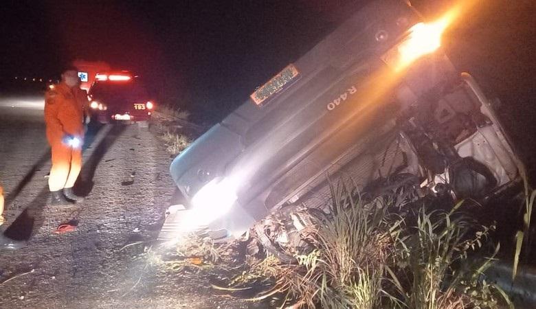 Acidente na TO-070 causa morte de motorista, em Aliança do Tocantins