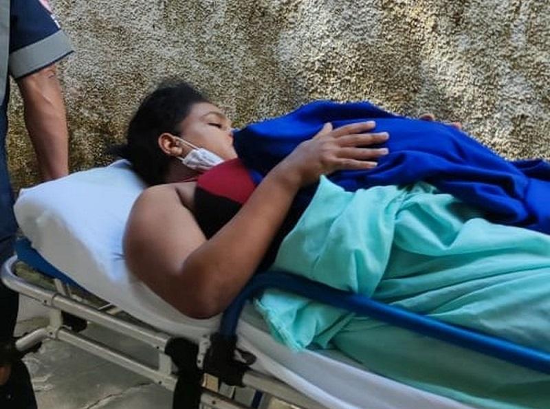 Com fortes dores, jovem procura UBS e descobre que está em trabalho de parto, em Palmas