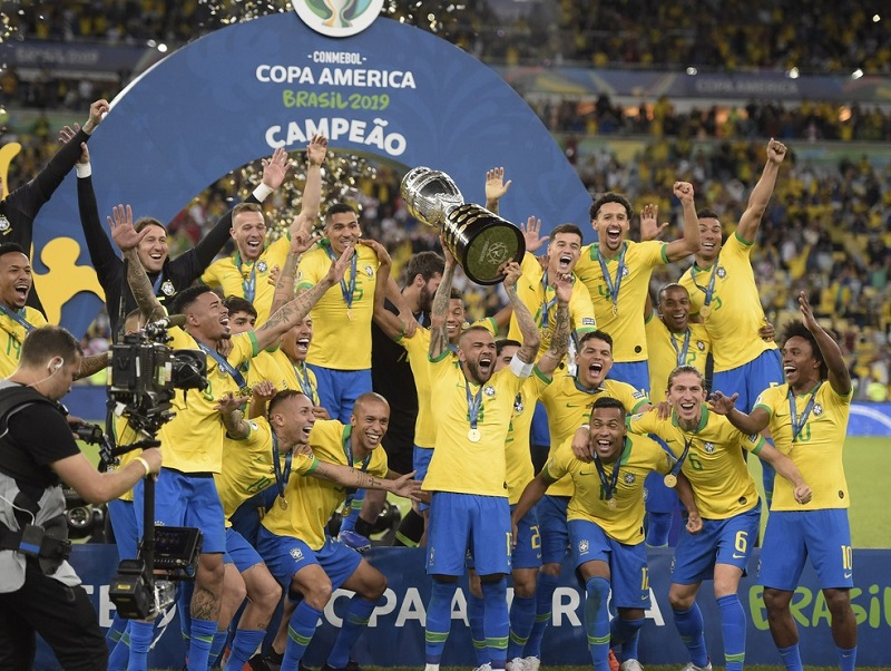 SBT dá início à transmissão da Copa América com Brasil e Venezuela neste domingo (13)