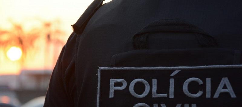 Polícias Civil e Militar prendem suspeito de praticar violência doméstica contra esposa em Aurora TO
