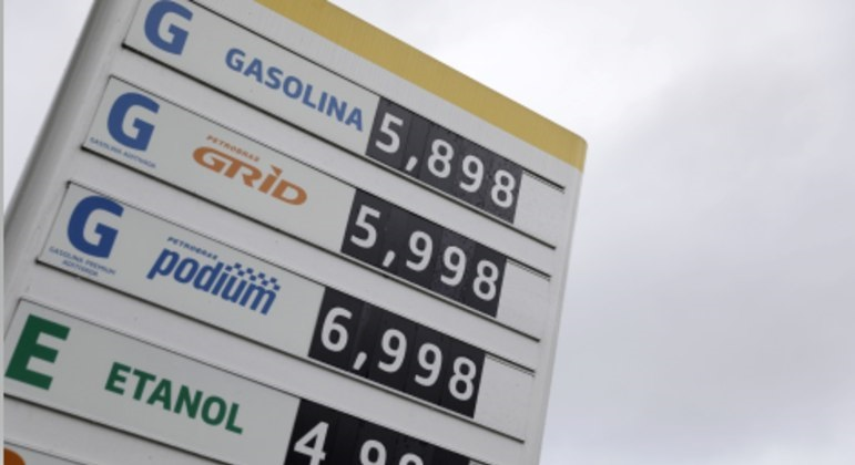 Petrobras anuncia novo aumento nos preços do diesel e da gasolina