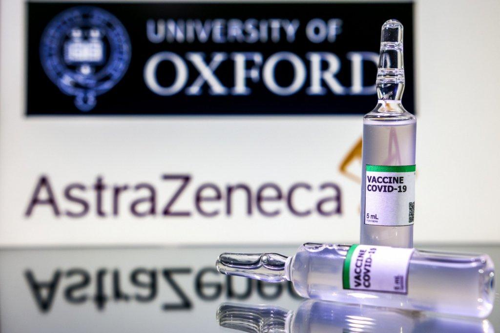 Anvisa pede atualização de bula da vacina de Oxford