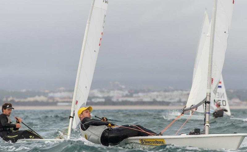 Scheidt abre última competição oficial antes da Olimpíada em grande estilo e garante liderança geral