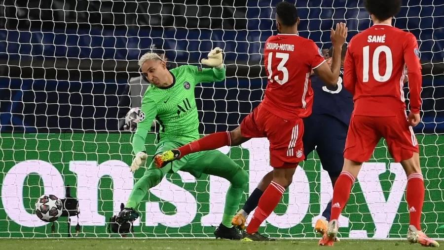 PSG perde mas segura pressão do Bayern e vai à semi da Champions