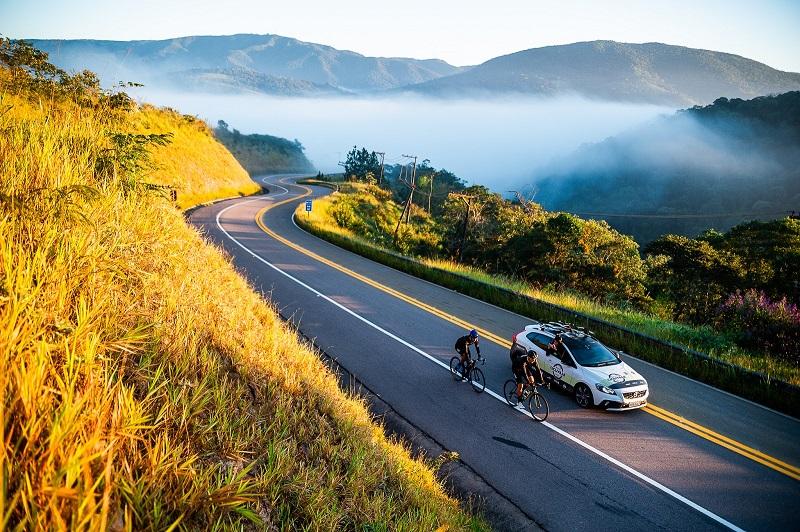 Com pedal de 400 km, organizador do The Rock busca renovação, solidariedade e aprendizado