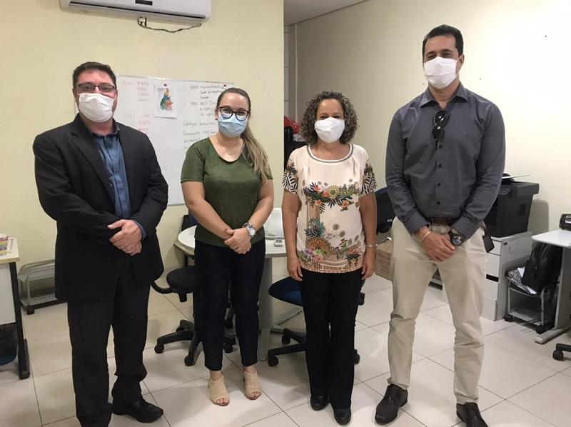 Prefeita Josi Nunes avança em tratativas com a Educação Estadual para implantação de ETI e parceria com o Hospital de Amor