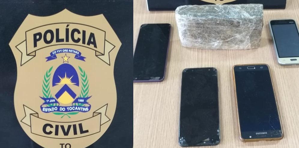 Polícia Civil deflagra operação e tira de circulação três suspeitos de crimes diversos em Araguaína