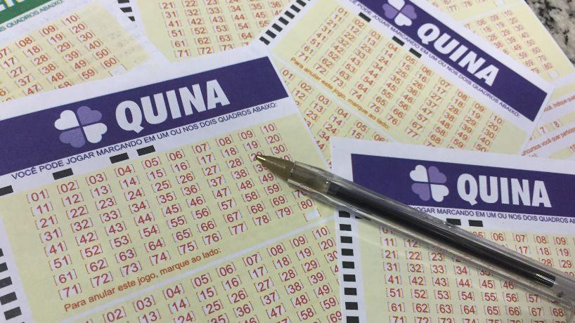 Bolão do Concurso 5545 da Quina ganha quase 1,5 mi para Paraíso TO