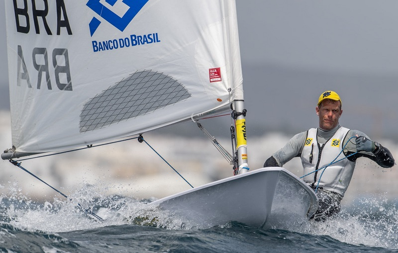 Robert Scheidt encerra participação histórica nos Jogos Olímpicos do Japão