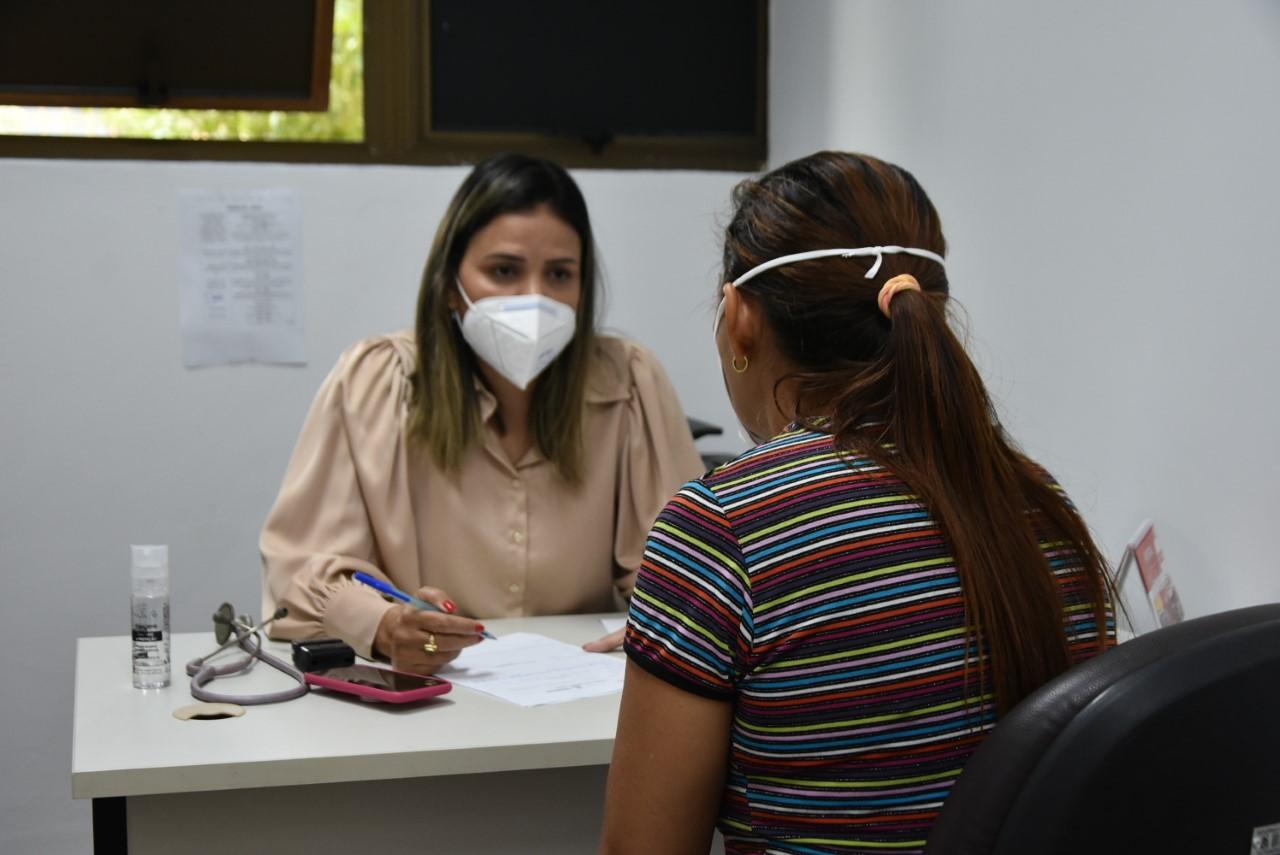 Secretaria de Estado da Saúde oferece atendimento médico especializado para todos os servidores