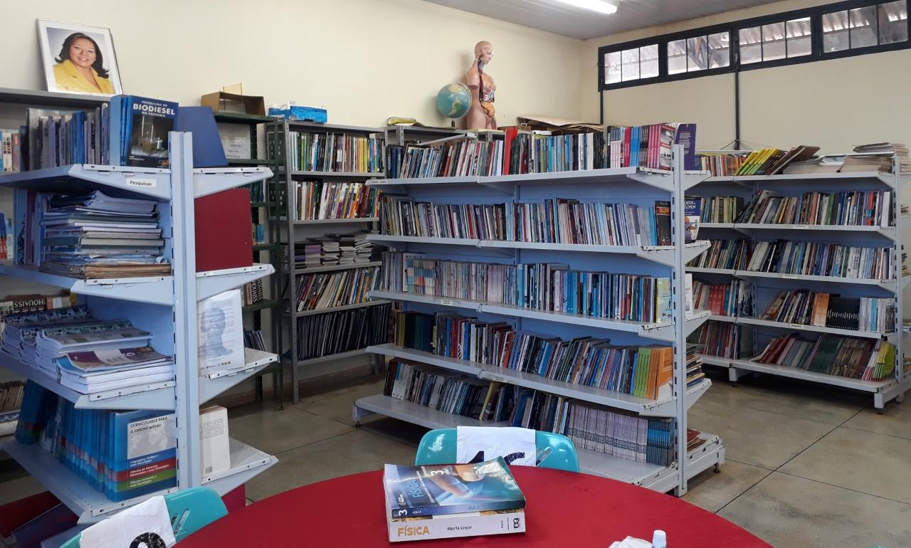 Unidade de ensino da zona rural do município de Barra do Ouro aposta no incentivo à leitura durante a pandemia