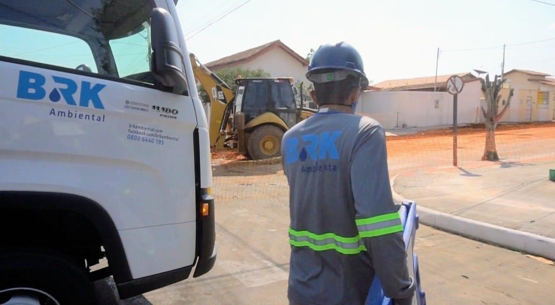 BRK Ambiental reforça plano de obras e vagas de emprego no Sul do Estado