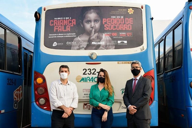 MPTO lança campanha de combate a violência infantojuvenil